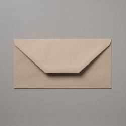 DL 110x220 kraft envelop